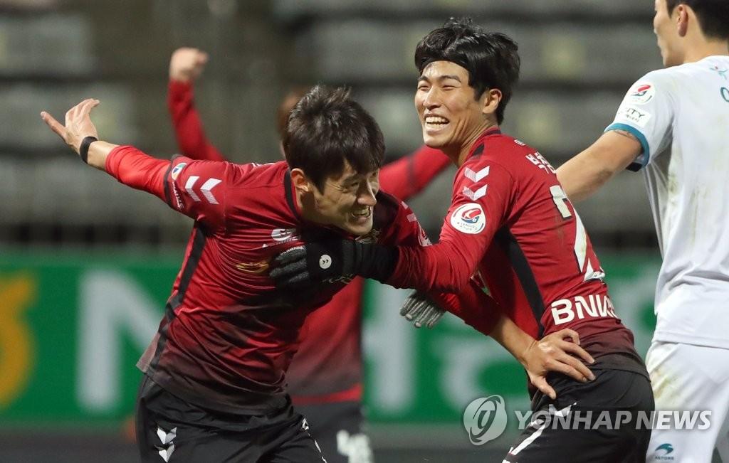 '고경민 꽝!' 경남, 대전 제치고 PO 진출…수원FC와 '승격 전쟁'