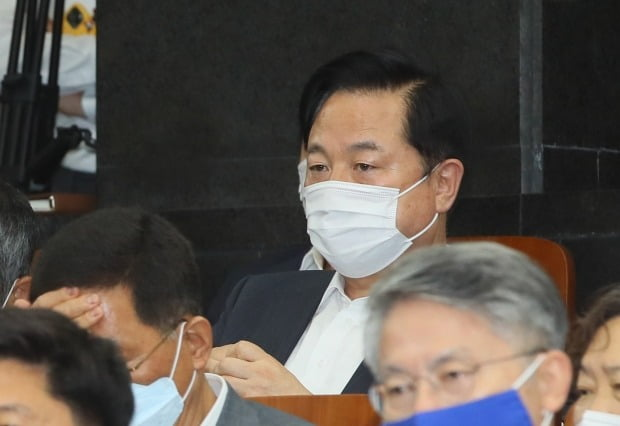 더불어민주당 김두관 의원 (사진=연합뉴스)