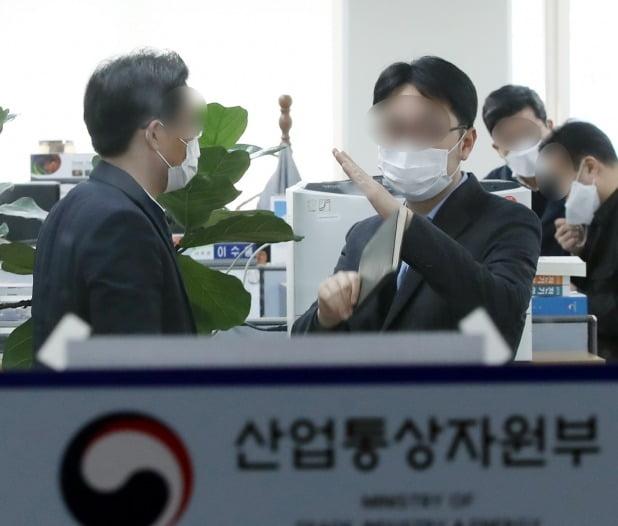 '월성 1호기 평가조작 의혹' 산업통상자원부 압수수색 (사진=연합뉴스)