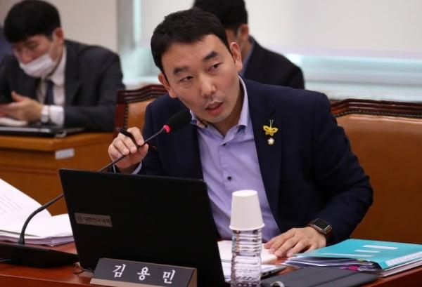 김용민 더불어민주당 의원. /사진=뉴스1