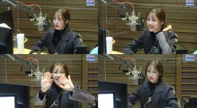 """전효성, '세상을 여는 아침' DJ 활약 """"떨려서 30분 잤다"""""""