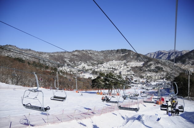 부영그룹 무주덕유산리조트, 4일부터 스키장 열어