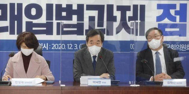 """이낙연 """"결단 임박했다""""…복귀하자마자 '입법독주' 예고"""