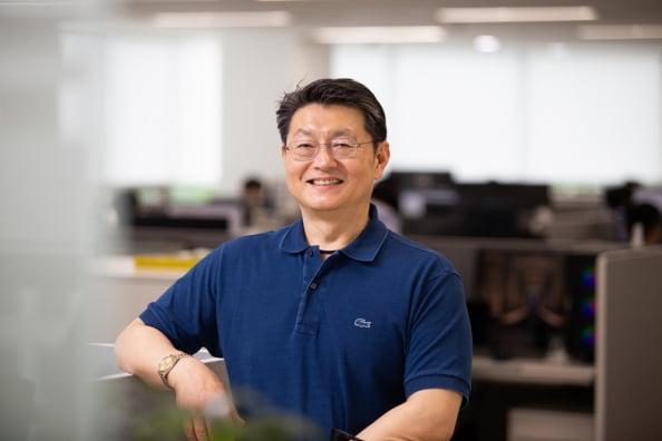 김재진 이오플로우 대표./사진 제공=이오플로우