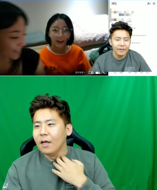 """BJ 철구 """"박지선은 XX세요"""" 고인 모독 논란"""