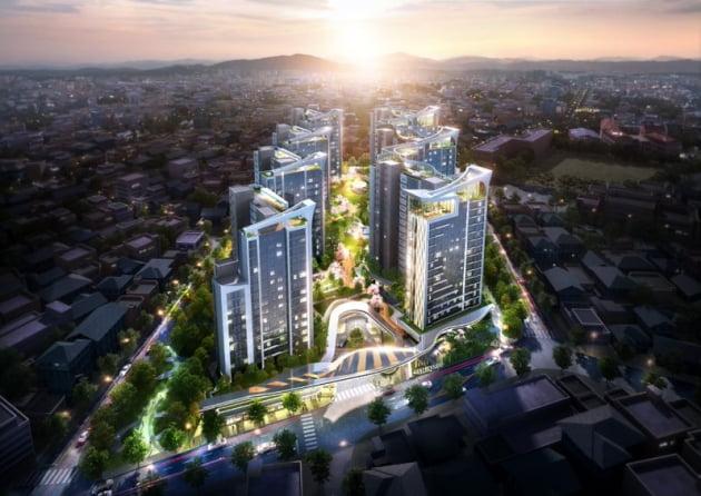 동부건설, 전주 종광대2구역 재개발 사업 수주