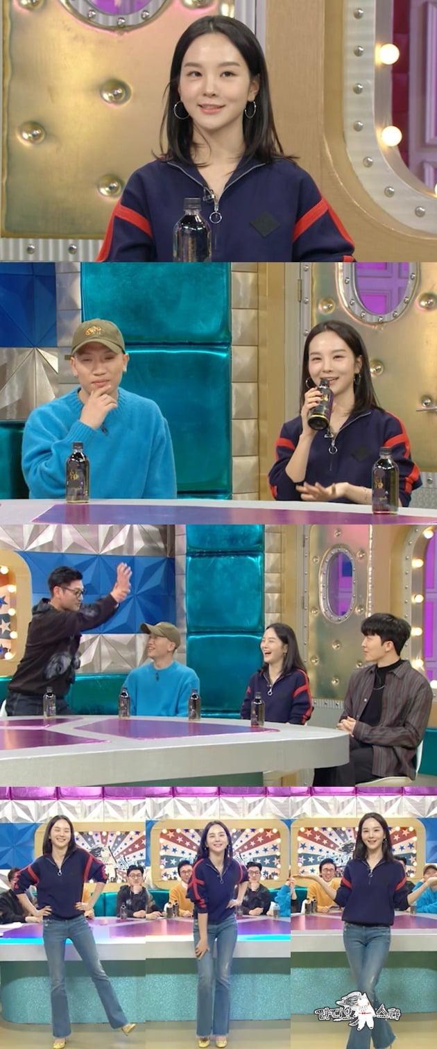 '라디오스타' 송소희 /사진=MBC
