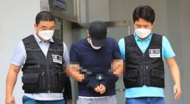 제주 30대 여성 살해 피의자 [사진=연합뉴스]