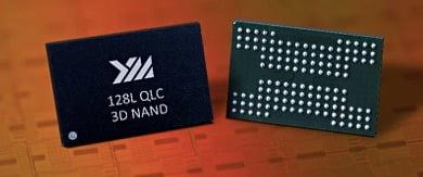 YMTC 생산하면 분명히 128 단 NAND 플래시. / 사진 = 칭화 유니 그룹