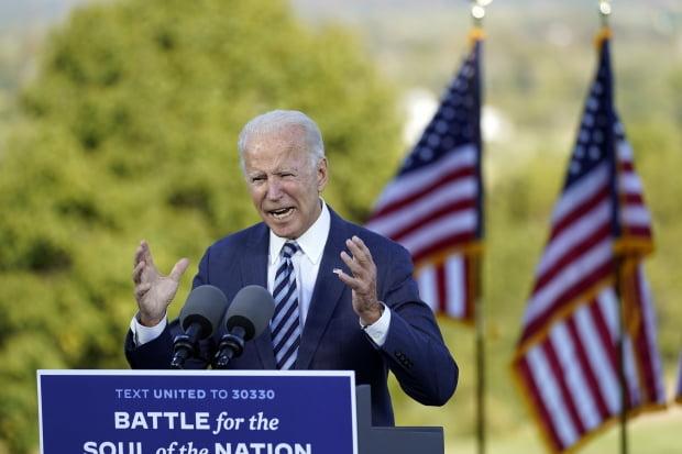 조 바이든 미국 대통령 당선인  /한경DB