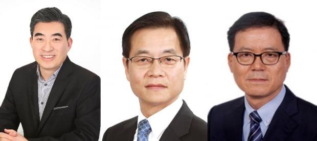 왼쪽부터 신재원·김세훈·이규오. 사진 = 현대차그룹