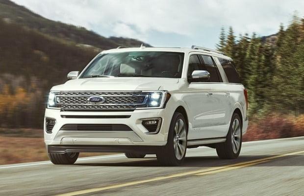 포드가 내년 선보이는 풀사이즈 SUV '뉴 포드 익스페디션'은 국내에서 가장 큰 SUV를 차지할 전망이다. 사진=포드코리아