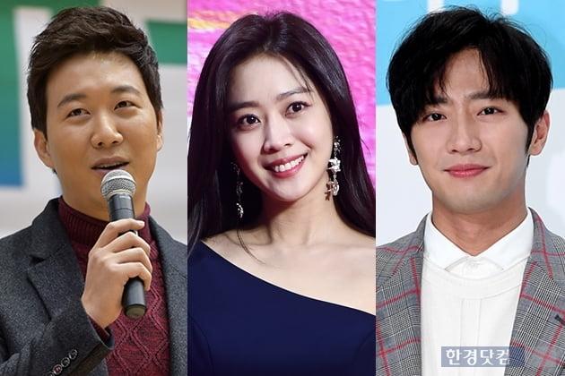 도경완, 조보아, 이상엽 KBS 연기대상 MC 확정