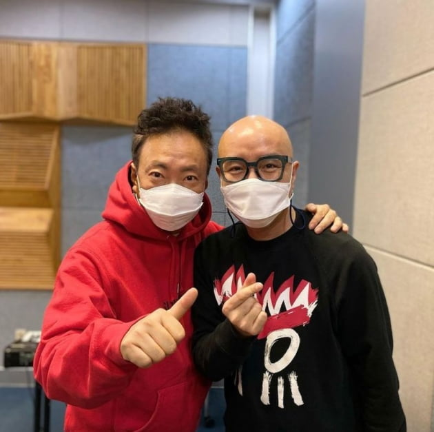 /사진=KBS 쿨FM '박명수의 라디오쇼' 공식 인스타그램