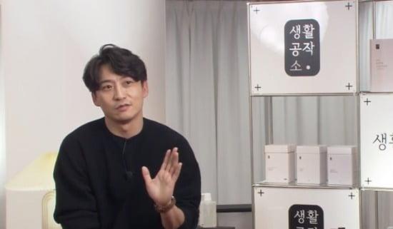 '서울메이드 소사이어티'에서 만난 생활공작소 최종우 이사.