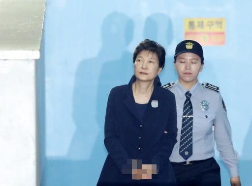 박근혜 전 대통령의 재상고심 선고가 내년 1월14일 열린다. /사진=연합뉴스