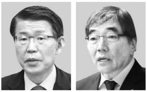 은성수 금융위원장·윤석헌 금융감독원장