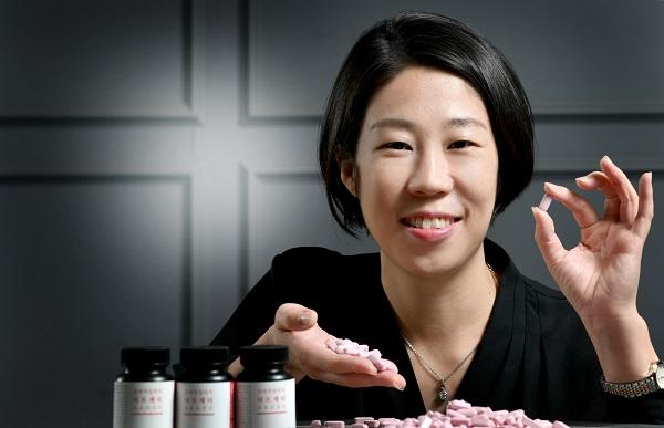 """[2020 인덕대 스타트업 CEO] 정수연 내츄럴엔 대표 """"'달심차' 이어 꾸준히 복용 가능한 한방건강기능식품 만드는 게 목표"""""""