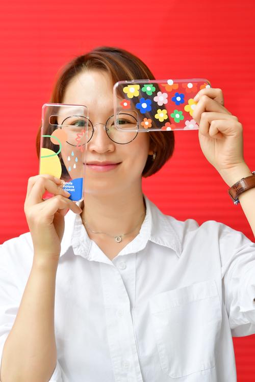 [2020 인덕대 스타트업 CEO] 특허 전사기기로 커스텀 스마트폰 케이스 제작 와이제이더블유