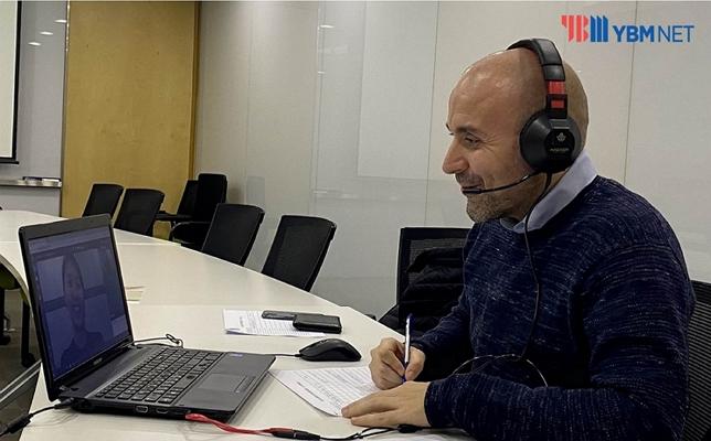 YBM넷, 비대면 외국어 채용면접 대행 서비스 운영