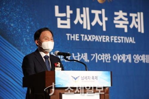 삼성물산, 셀트리온 등 18개 기업 '납세대상' 수상
