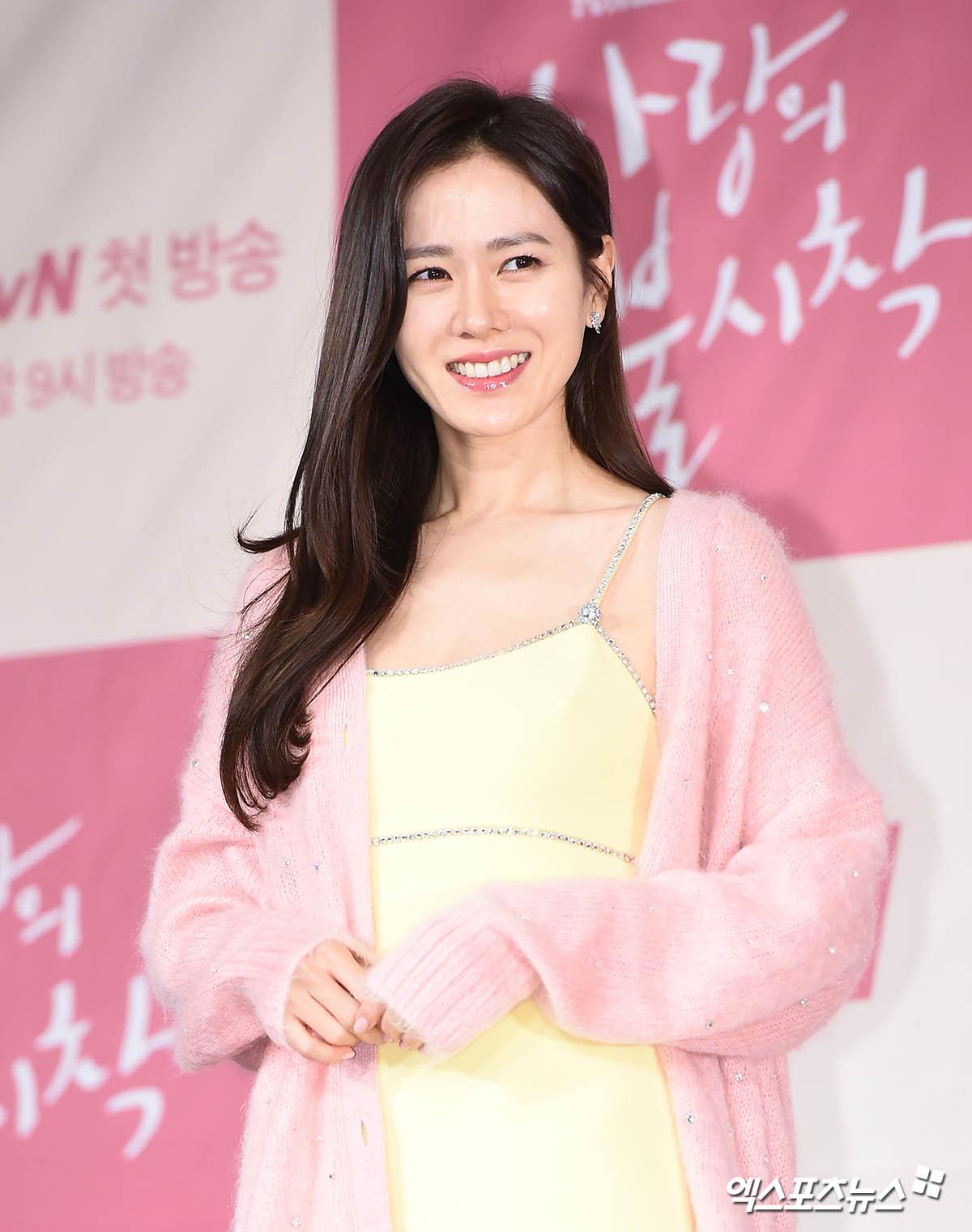 [N년 전 오늘의 XP] 현빈-손예진, 완벽한 케미 빛났던 드라마 '사랑의 불시착' 제작발표회