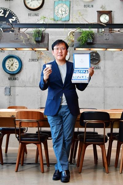 [인천창조경제혁신센터 투자 스타트업 CEO] 60일 안에 '완전 생분해'되는 종이컵… 플라스틱과 목재를 대체할 친환경 소재 개발