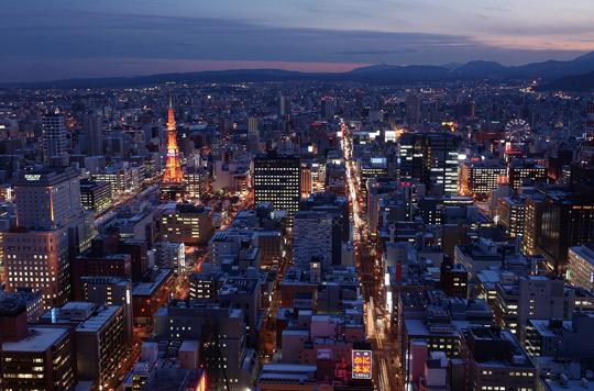 일본 제패한 '홋카이도 기업',..불황에 강한 비결은