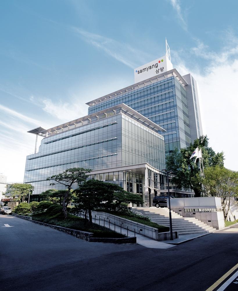 삼양그룹, 미 화학 소재 업체 인수전 뛰어들어