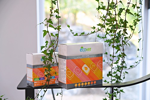 [2020 대한민국브랜드만족도1위] 에코버(ECOVER), 글로벌 친환경 세제 브랜드