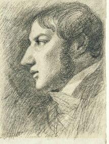 존 컨스터블, 자화상, 1806년작