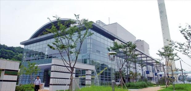 서울 마포구 자원 회수 시설  한경DB