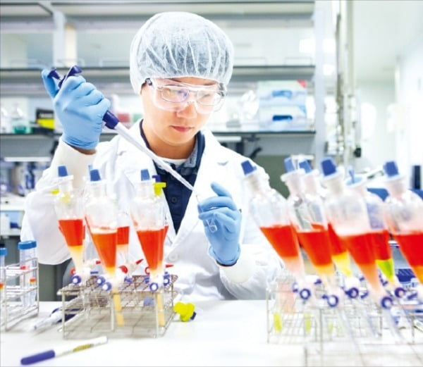 SK바이오사이언스, 코로나 백신 후보물질 성과…글로벌 백신기업으로 비상