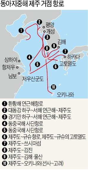 탐라, 유구국 등 아시아 남방지역과 활발한 교류…당나라 거주 신라인들의 경유지 역할 했을 수도