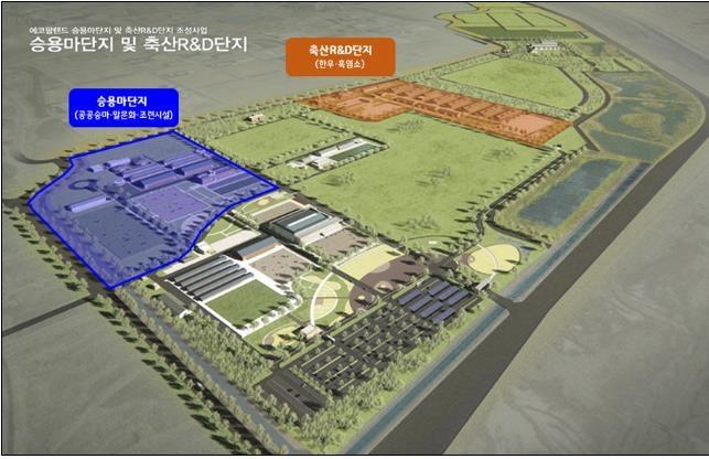축구장 167개 규모 '에코팜랜드' 화성 화옹간척지에 2022년 완공