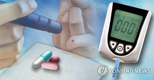 """""""당뇨병 진단 연령 빠를수록 사망 위험↑"""""""