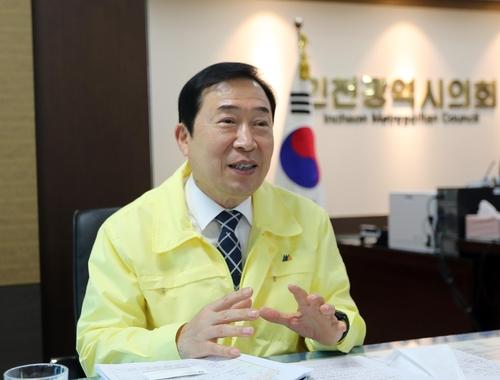 """[고침] 지방([신년인터뷰] 신은호 인천시의장 """"자체 친환…)"""