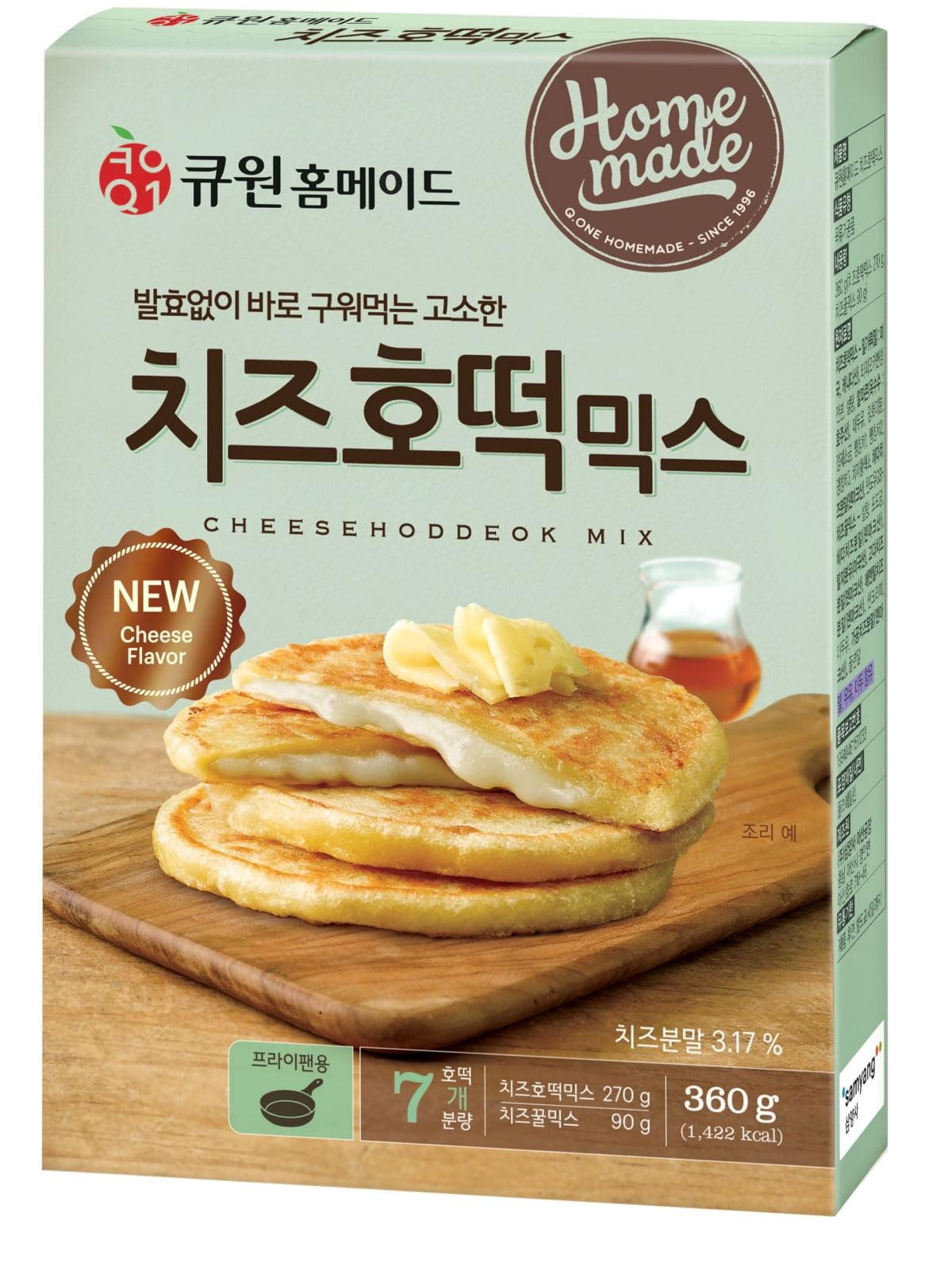 삼양사 `치즈호떡믹스`