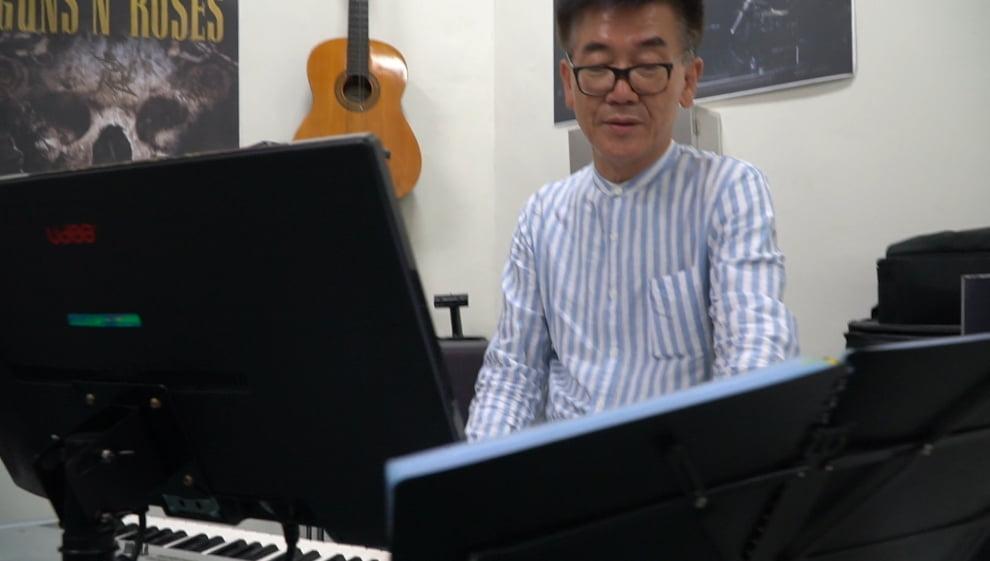 [포토]기업 임원밴드 `비즈 베이`, 코로나도 못 막은 `미혼모 돕기`