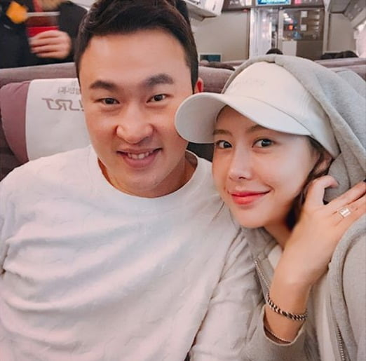 김승현-한정원 부부 / 사진=인스타그램