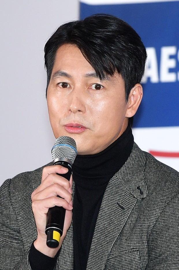 배우 정우성 / 사진=텐아시아DB