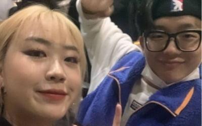 '쇼미9' 래원, 이영지와 열애설에 보인 반응