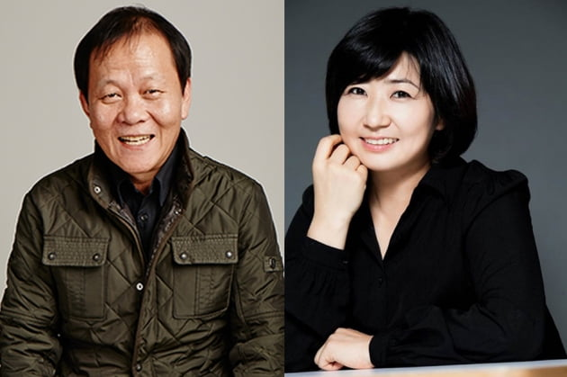 배우 우현X조련 부부./ 사진제공=스타잇엔터테인먼트
