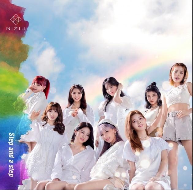그룹 NiziU(니쥬) /사진=JYP엔터테인먼트 제공