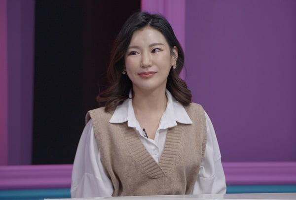'언니한텐 말해도 돼' 출연한 성인 배우 이수/ 사진=SBS플러스 제공