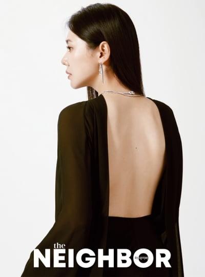 추자현, 출산 후에도 노출 드레스 파격 소화