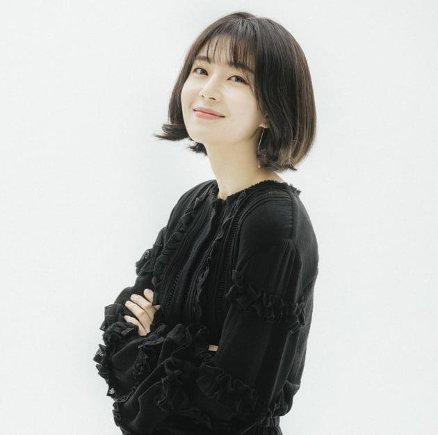배우 백진희. /사진제공=앤드마크