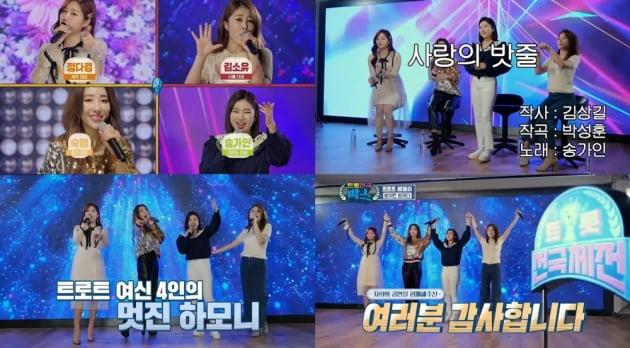 '트롯 전국체전' 예고 영상/ 사진=KBS2 제공