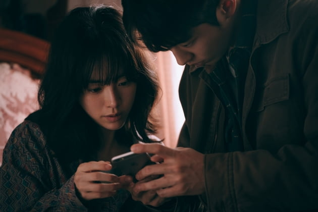 '조제' 한지민, 남주혁/사진=영화 '조제' 스틸