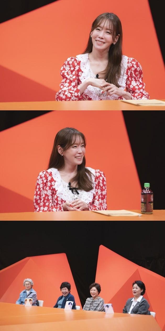 '미우새' 김정은./사진제공=SBS